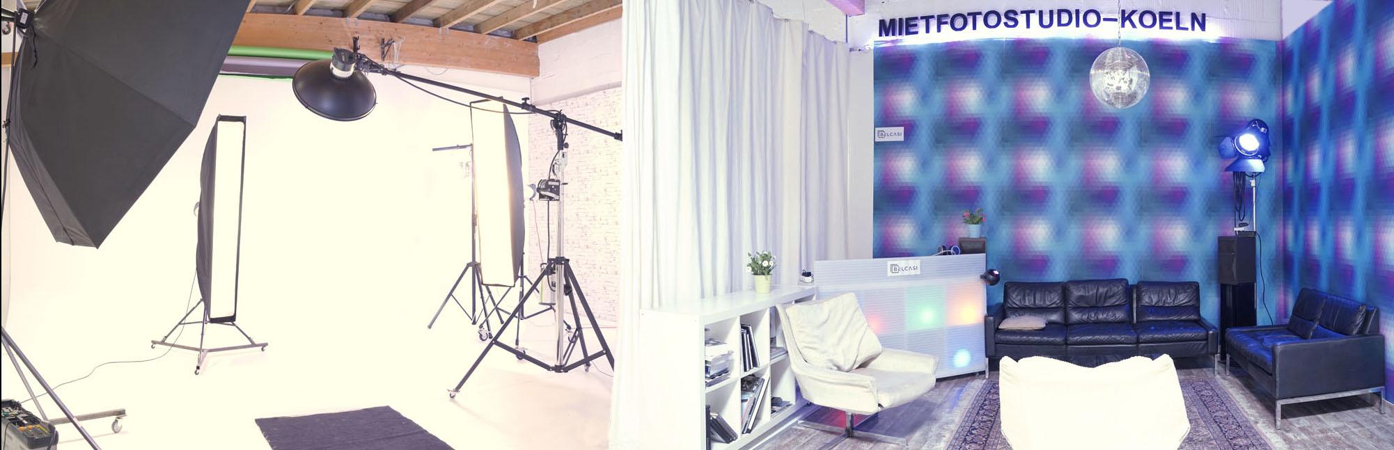 Video- & Fotostudio in Köln