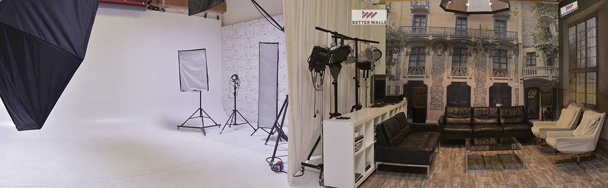 Fotostudio - Shootingarea - Visaraum